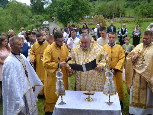 Коломийська єпархія збагатилась ще однією святинею