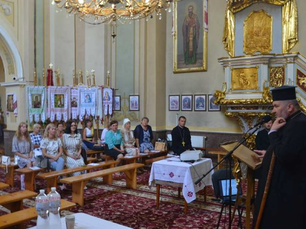 В місті Городенка відбувся формаційний курс для катехитів