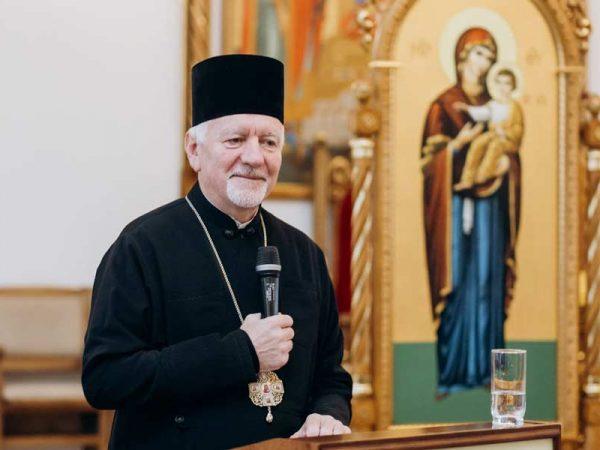 Вітання Митрополиту Володимиру в день іменин