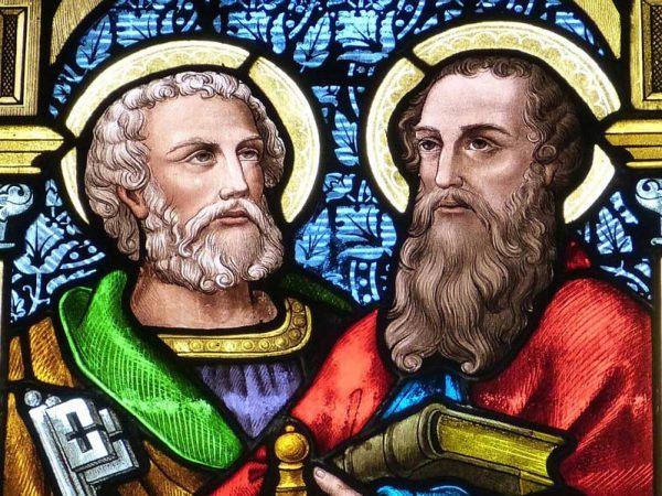 Проповідь на празник верховних апостолів Петра і Павла