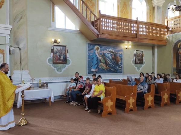 У с. Пнів Пнівського протопресвітеріату відбулися реколекції для молоді
