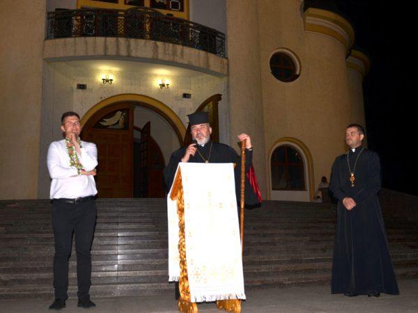 У катедральному соборі м. Коломия відбувся вечір духовної та української пісні.