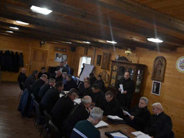 У Коломийській єпархії відбулися збори деканів