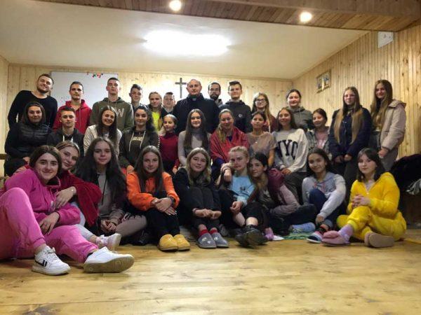 В Коломийській єпархії розпочала роботу Школа Християнського Аніматора